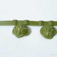 Figuras y Muñecos Tortugas Ninja: TMNT TEENAGE MUTANT NINJA TURTLES TORTUGAS NINJA - ROCKSTEADY CINTURON (1988). Lote 205781306