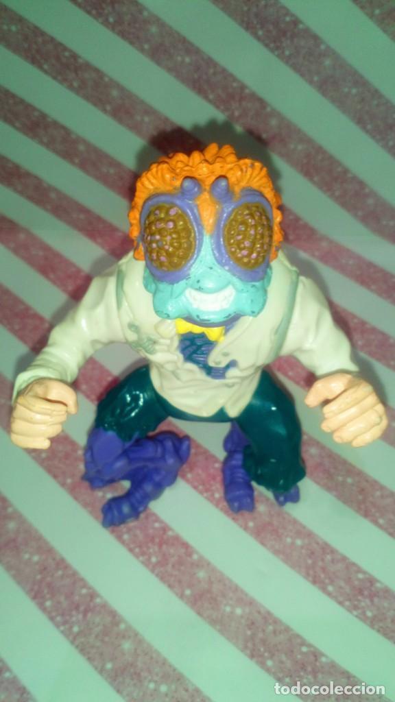 Figuras y Muñecos Tortugas Ninja: FIGURA MOSCA DR. BAXTER STOCKMAN, DE LAS TORTUGAS NINJA - Teenage Mutant Ninja Turtles - 1989 - Foto 2 - 205866137