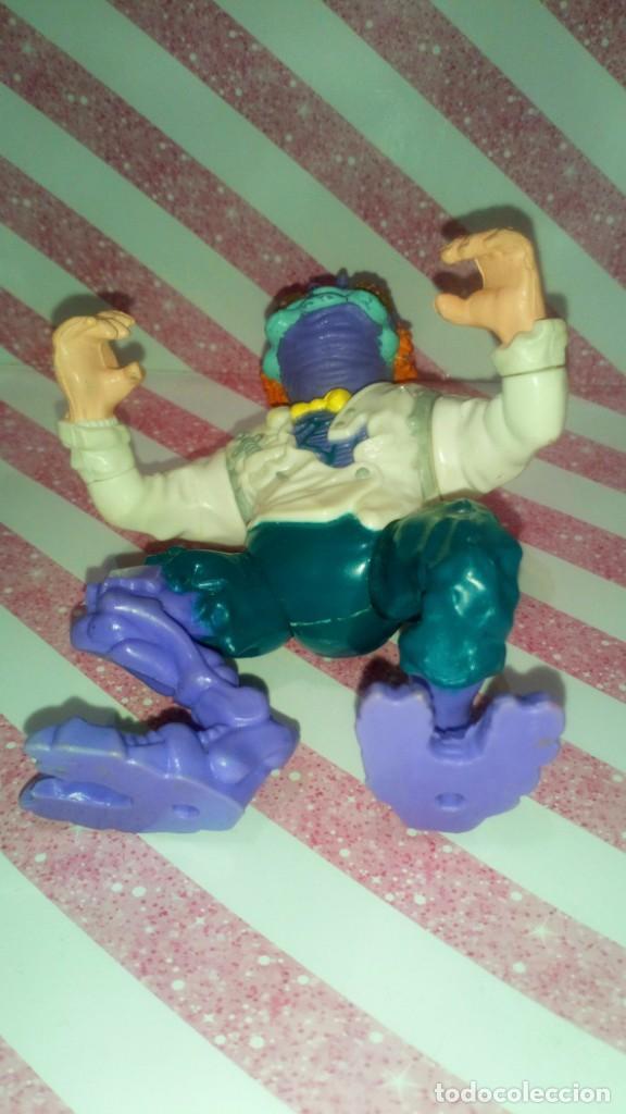 Figuras y Muñecos Tortugas Ninja: FIGURA MOSCA DR. BAXTER STOCKMAN, DE LAS TORTUGAS NINJA - Teenage Mutant Ninja Turtles - 1989 - Foto 4 - 205866137