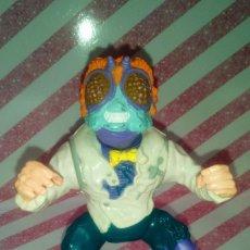 Figuras y Muñecos Tortugas Ninja: FIGURA MOSCA DR. BAXTER STOCKMAN, DE LAS TORTUGAS NINJA - TEENAGE MUTANT NINJA TURTLES - 1989. Lote 205866137