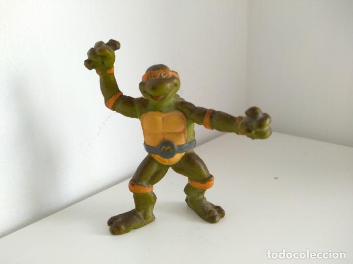 TORTUGA NINJA 1990 (Juguetes - Figuras de Acción - Tortugas Ninja)