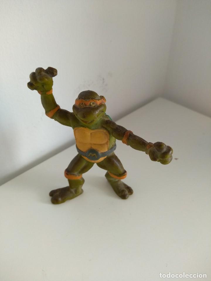 Figuras y Muñecos Tortugas Ninja: TORTUGA NINJA 1990 - Foto 3 - 205881280