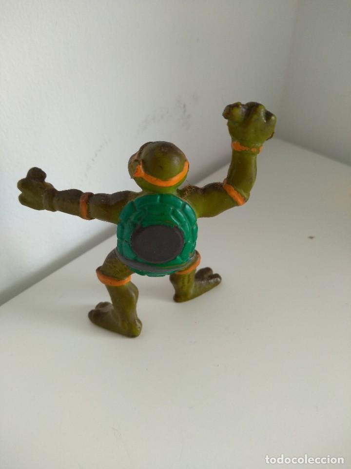 Figuras y Muñecos Tortugas Ninja: TORTUGA NINJA 1990 - Foto 4 - 205881280
