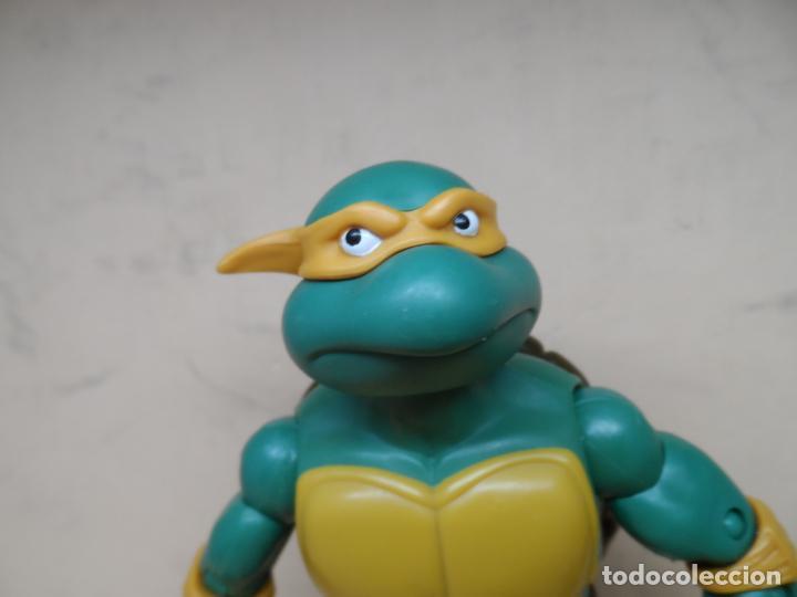 Figuras y Muñecos Tortugas Ninja: TMNT CLASSIC COLLECTION MICHELANGELO 2012 PLAYMATES 15CM - Foto 2 - 206248562
