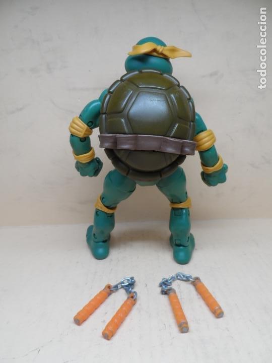 Figuras y Muñecos Tortugas Ninja: TMNT CLASSIC COLLECTION MICHELANGELO 2012 PLAYMATES 15CM - Foto 3 - 206248562
