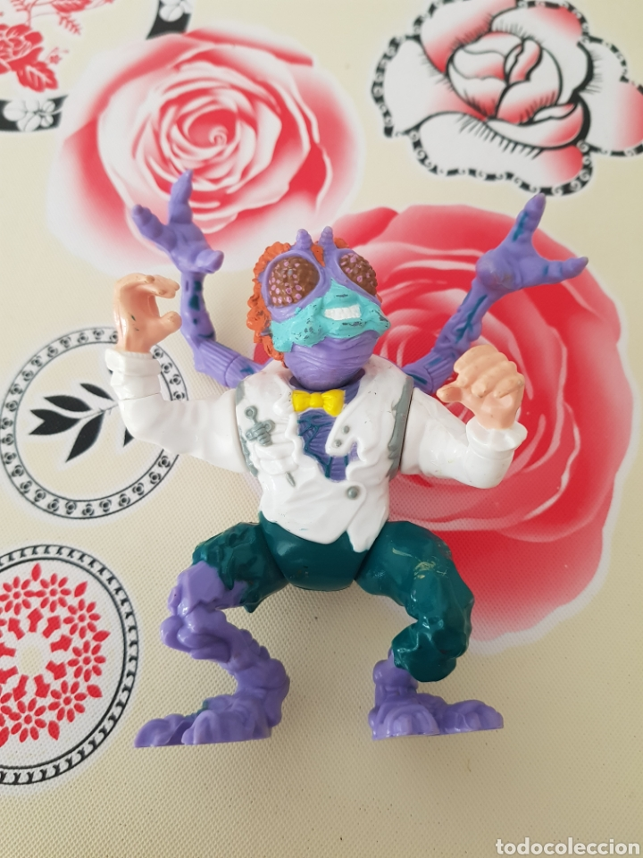 BAXTER STOCKMAN (Juguetes - Figuras de Acción - Tortugas Ninja)