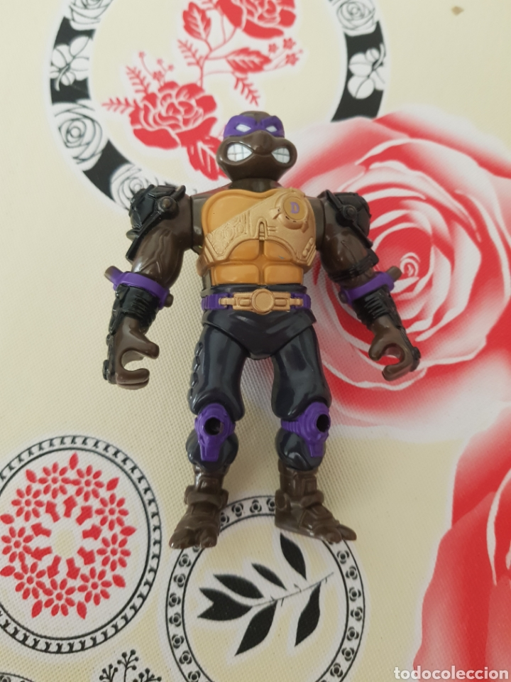 DONI CIBER (Juguetes - Figuras de Acción - Tortugas Ninja)