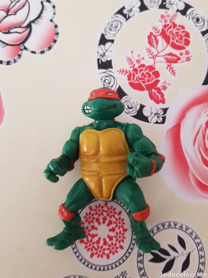 MICKEY 1988 (Juguetes - Figuras de Acción - Tortugas Ninja)