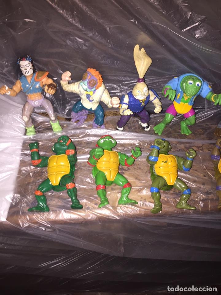 Figuras y Muñecos Tortugas Ninja: TORTUGAS NINJA(1988 mirage studios) - Foto 2 - 206445438