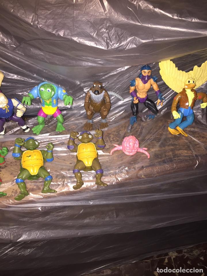Figuras y Muñecos Tortugas Ninja: TORTUGAS NINJA(1988 mirage studios) - Foto 3 - 206445438