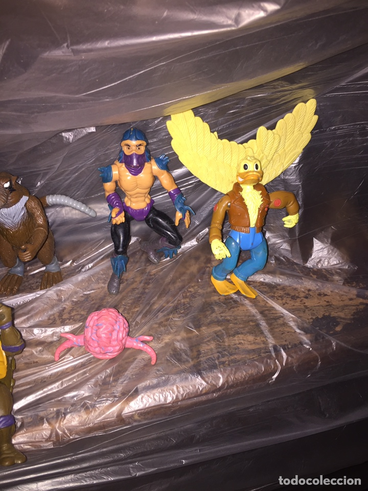 Figuras y Muñecos Tortugas Ninja: TORTUGAS NINJA(1988 mirage studios) - Foto 4 - 206445438