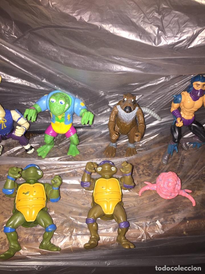 Figuras y Muñecos Tortugas Ninja: TORTUGAS NINJA(1988 mirage studios) - Foto 5 - 206445438