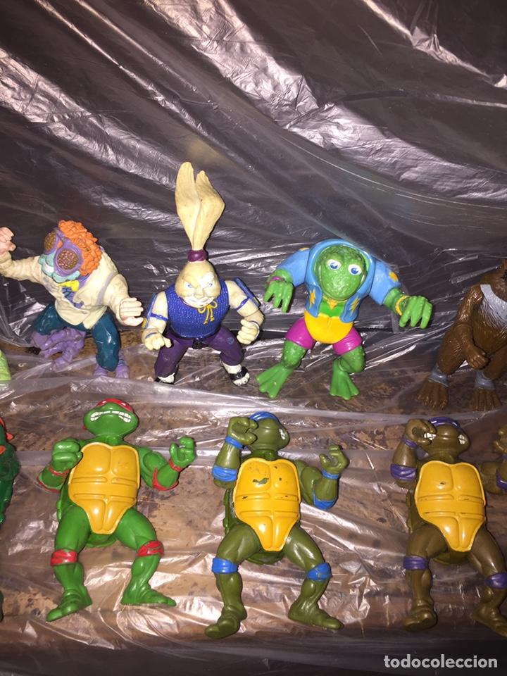 Figuras y Muñecos Tortugas Ninja: TORTUGAS NINJA(1988 mirage studios) - Foto 6 - 206445438