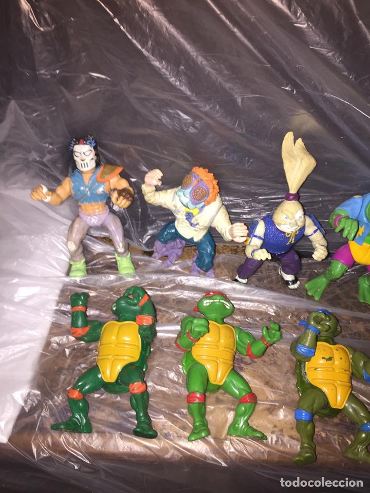 Figuras y Muñecos Tortugas Ninja: TORTUGAS NINJA(1988 mirage studios) - Foto 7 - 206445438