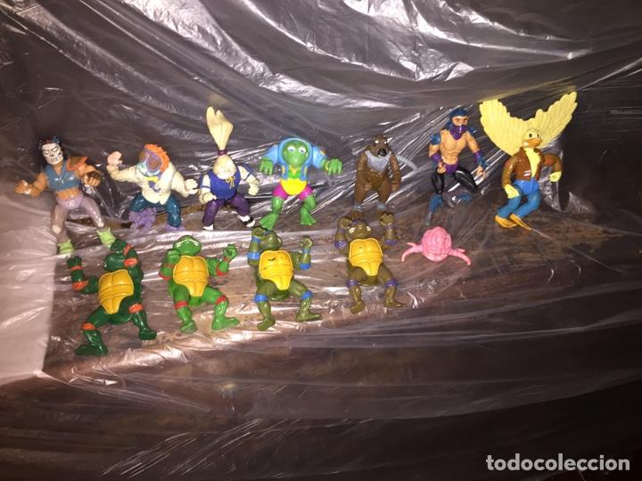 TORTUGAS NINJA(1988 MIRAGE STUDIOS) (Juguetes - Figuras de Acción - Tortugas Ninja)