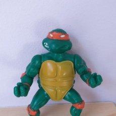 Figuras y Muñecos Tortugas Ninja: FIGURA DE ACCION TORTUGAS NINJA MICHELANGELO VINTAGE AÑOS 90. Lote 206483275