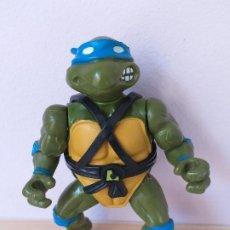 Figuras y Muñecos Tortugas Ninja: FIGURA DE ACCION TORTUGAS NINJA LEONARDO VINTAGE AÑOS 90. Lote 206483492