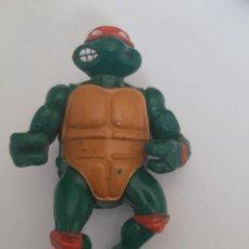 Figuras y Muñecos Tortugas Ninja: TORTUGA NINJA MICHELANGELO PLAYMATES TOYS 1988. Lote 206853601