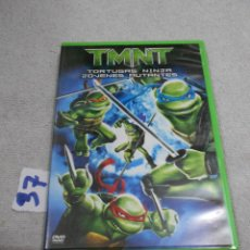 Figuras y Muñecos Tortugas Ninja: PELICULA DVD - TORTUGAS NINJAS JOVENES MUTANTES. Lote 209052302