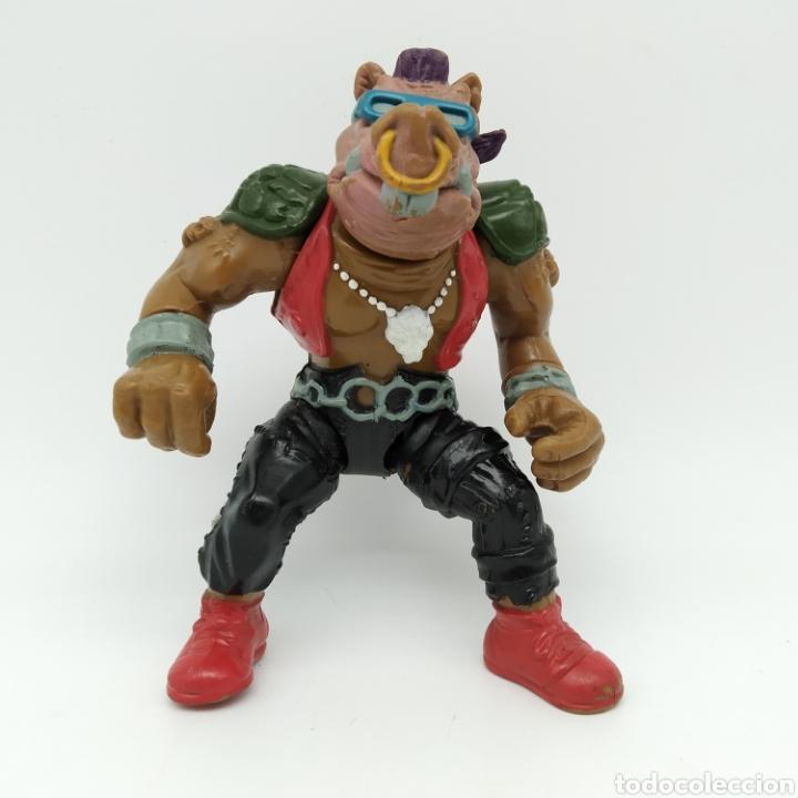 BEBOP, PLAYMATES TOYS, AÑO 1988 TORTUGAS NINJA, TMNT (Juguetes - Figuras de Acción - Tortugas Ninja)