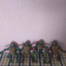 Figuras y Muñecos Tortugas Ninja: LOTE DE TORTUGAS NINJA. Lote 209292450