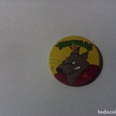 Figuras y Muñecos Tortugas Ninja: CHAPA TORTUGAS NINJA SPLINTER. Lote 209784322