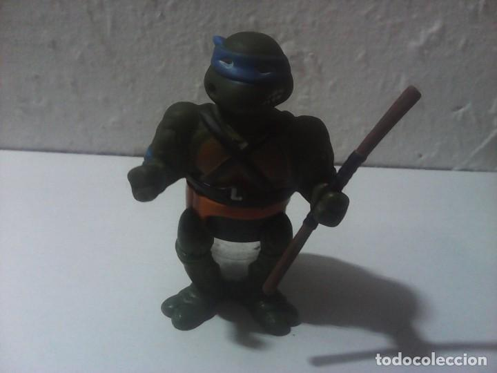 TORTUGAS NINJA TMNT PROMO MIGELAÑEZ 11CM (Juguetes - Figuras de Acción - Tortugas Ninja)