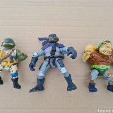 Figuras y Muñecos Tortugas Ninja: TORTUGAS NINJA VINTAGE LOTE. Lote 211482702