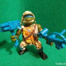 Figuras y Muñecos Tortugas Ninja: LEONARDO MILITARY PLAYMATES 1988. Lote 211495112