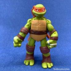 Figuras y Muñecos Tortugas Ninja: TORTUGAS NINJAS - MICHELANGELO - FIGURA - VIACOM - AÑO 2012. Lote 211800270