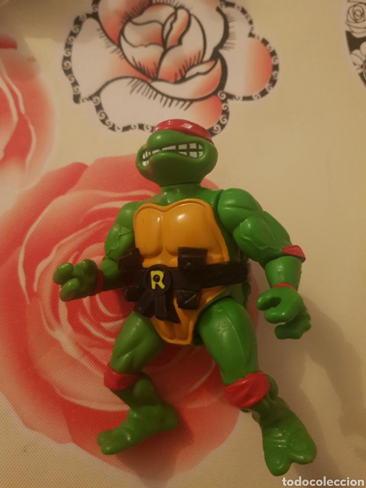 RAPHAEL (Juguetes - Figuras de Acción - Tortugas Ninja)