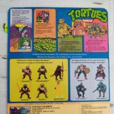 Figuras y Muñecos Tortugas Ninja: BLISTER ESPAÑOL ORIGINAL BEBOP TORTUGAS NINJA. Lote 212225321