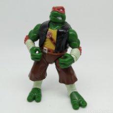 Figuras y Muñecos Tortugas Ninja: RAPHAEL DE LAS TORTUGAS NINJA TMNT FIGURA ARTICULADA PLAYMATES TOYS MIRAGE STUDIOS AÑO 1997. Lote 212305412