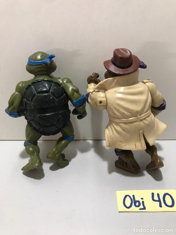 Figuras y Muñecos Tortugas Ninja: FIGURAS DE ACCIÓN TORTUGAS NINJA - Foto 2 - 212523392