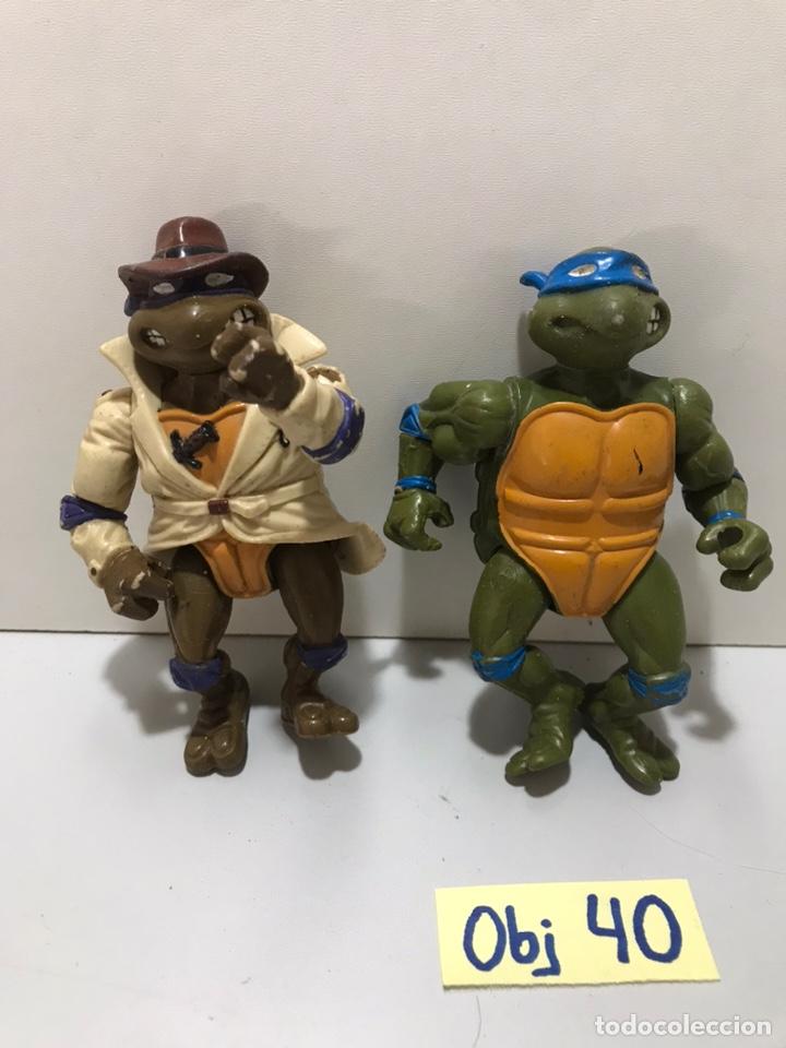 FIGURAS DE ACCIÓN TORTUGAS NINJA (Juguetes - Figuras de Acción - Tortugas Ninja)
