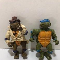 Figuras y Muñecos Tortugas Ninja: FIGURAS DE ACCIÓN TORTUGAS NINJA. Lote 212523392