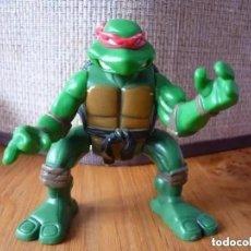 Figuras y Muñecos Tortugas Ninja: TORTUGAS NINJA - RAPHAEL - PLAYMATES TOYS - 2004.. Lote 213755057