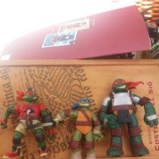 Figuras y Muñecos Tortugas Ninja: FIGURAS TORTUGAS NINJA. Lote 214985063