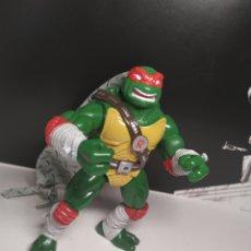 Figuras y Muñecos Tortugas Ninja: RAPHAEL CAMO BANDANA MUY RARO!!! 1998 TORTUGAS NINJA. Lote 215382123