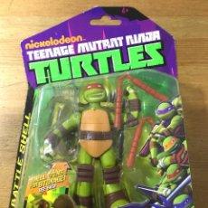 Figuras y Muñecos Tortugas Ninja: TORTUGA NINJA FIGURA MICHELANGELO. Lote 215385313
