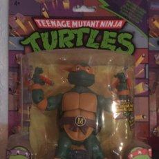 Figuras y Muñecos Tortugas Ninja: TORTUGA NINJA MICHELANGELO PRECINTADA TORTUGAS NINJA FIGURA. Lote 217009690