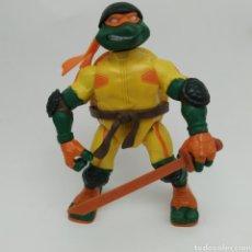 Figuras y Muñecos Tortugas Ninja: MICHELANGELO DE LAS TORTUGAS NINJA TMNT, AÑO 2003 PLAYMATES TOYS. Lote 217043123