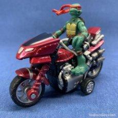 Figuras y Muñecos Tortugas Ninja: TORTUGAS NINJAS - MINI MOTO CYCLE - RAPHAEL - MINI MUTANTS - AÑO - MIRAGE STUDIOS - PLAYMATES - 2007. Lote 217149418