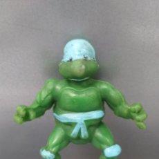 Figuras y Muñecos Tortugas Ninja: ANTIGUA FIGURA PVC BOOTLEG TORTUGAS NINJA. Lote 217423388