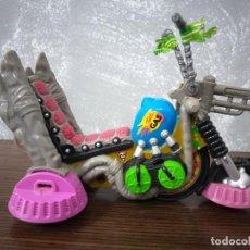 Figuras y Muñecos Tortugas Ninja: VEHICULO PSYCHO CYCLE SERIE TORTUGAS NINJA PLAYMATES VINTAGE AÑOS 80 90. Lote 217423841