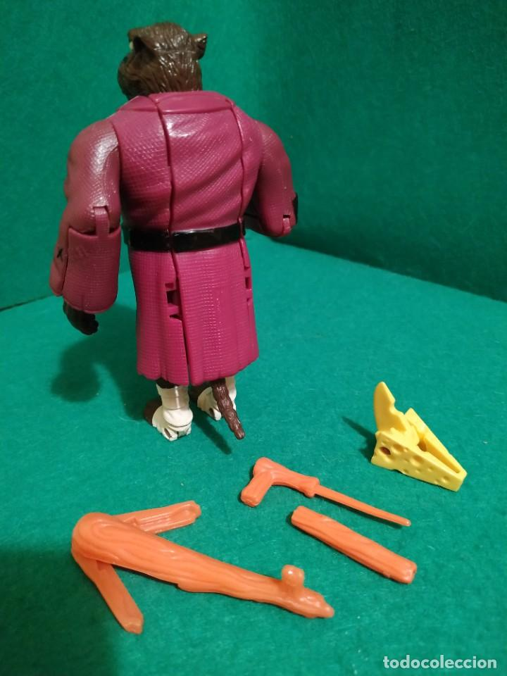Figuras y Muñecos Tortugas Ninja: Splinter Mutation Mutatin TMNT Playmates 88 - Foto 2 - 217922267