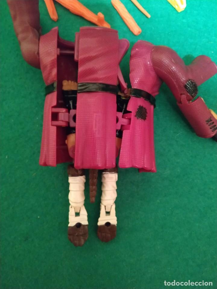 Figuras y Muñecos Tortugas Ninja: Splinter Mutation Mutatin TMNT Playmates 88 - Foto 4 - 217922267
