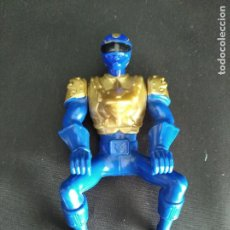 Figuras y Muñecos Tortugas Ninja: RANGER AZUL PARA VEHICULO - POWER RANGERS MEGAFORCE 2013 BANDAI. Lote 221251290