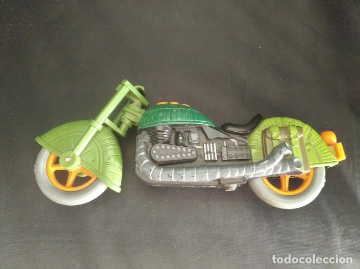 Figuras y Muñecos Tortugas Ninja: MOTO - TORTUGAS NINJA SERIE TV. CLASICA 1989- TMNT - Foto 2 - 221266796