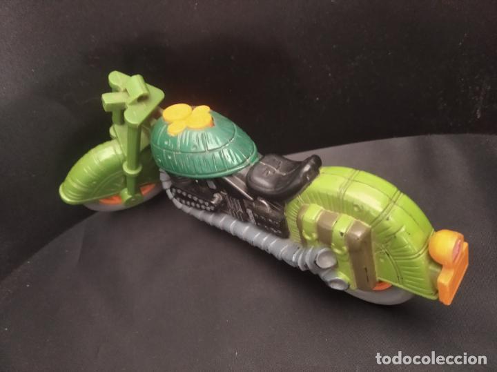 Figuras y Muñecos Tortugas Ninja: MOTO - TORTUGAS NINJA SERIE TV. CLASICA 1989- TMNT - Foto 3 - 221266796